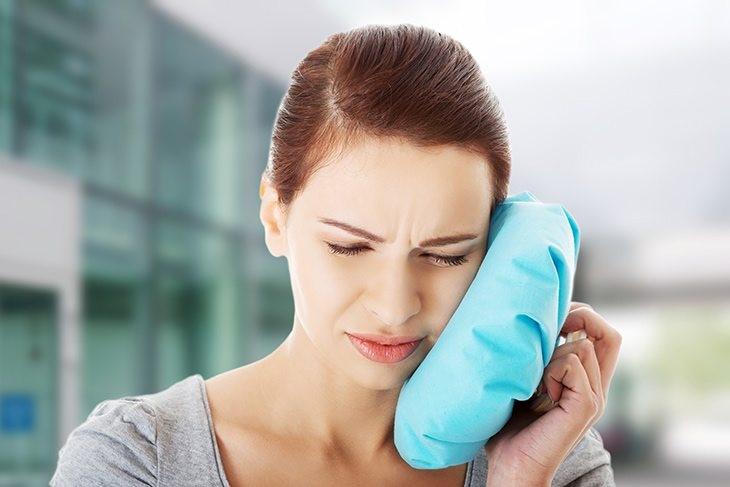 درمان های خانگی درد دندان