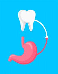 رابطه دندان خراب با مشکلات گوارشی